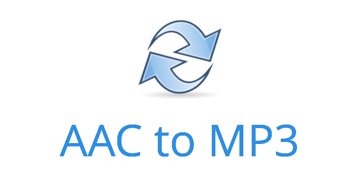 AAC to MP3 - Online Converter