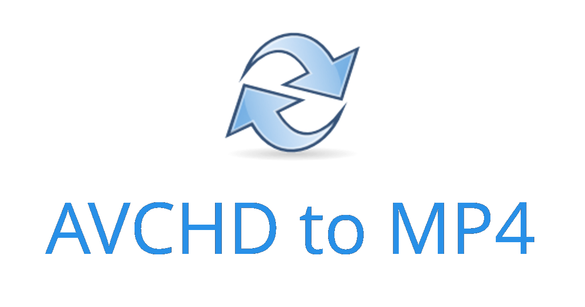 AVCHD to MP4 - Online Converter
