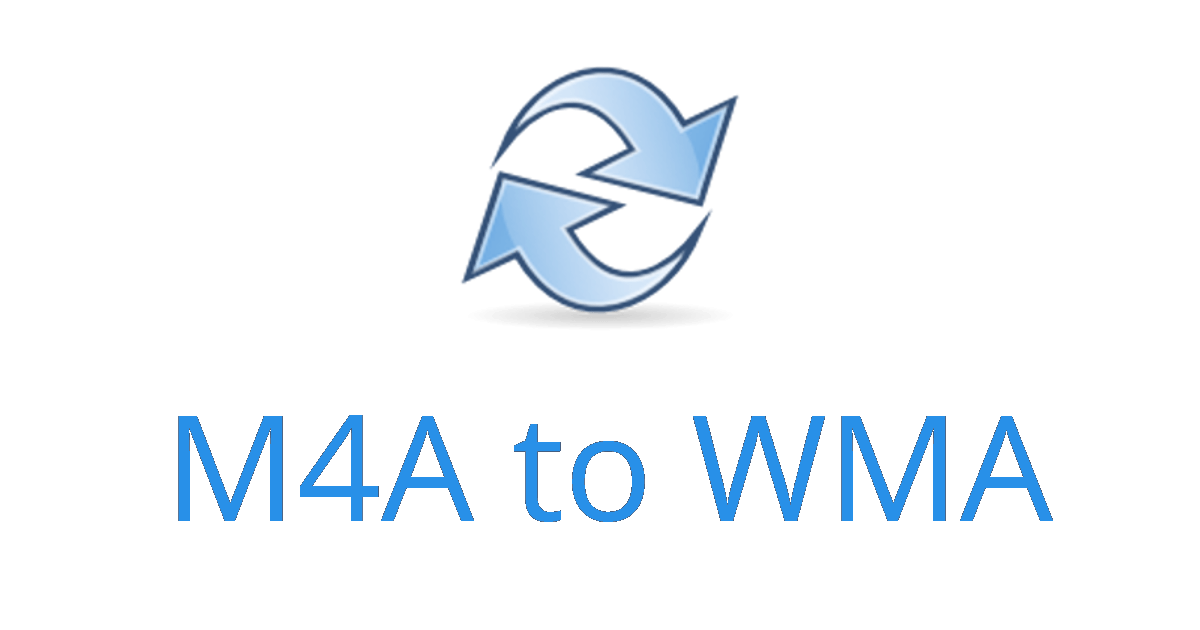 M4A to WMA - Online Converter