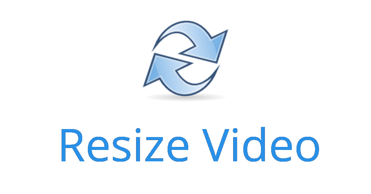 Resize Video, video resizer to scale video size - Online